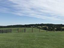 Сценарный взгляд в Вирджинии Стоковое Фото
