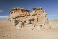 Сценарный взгляд пустыни Atacama Стоковое Изображение