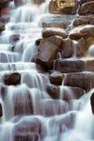 сценарный водопад Стоковая Фотография