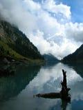 Сценарный кантон Grisons, Швейцарии Стоковое Фото