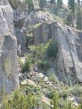 40 сценарных взглядов путешествием Невадой пути Стоковое фото RF