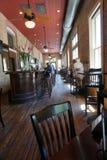 Сцена бара в Gruene, TX Стоковые Изображения RF