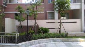 Сцена в жилой площади Стоковое Изображение RF