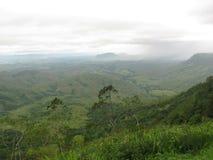Сцена в Папуаой-Нов Гвинее стоковые фотографии rf