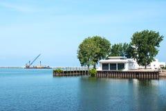 Сцена гавани Стоковое Изображение RF