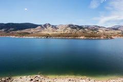 Сцена горы Fort Collins Стоковое Изображение RF