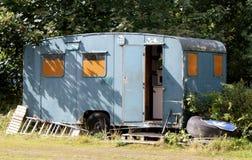 Сцена каравана Стоковая Фотография