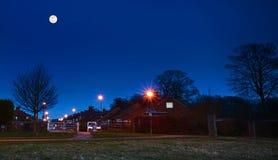 Сцена ночи в острове Пхукета Стоковые Изображения