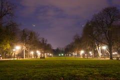Сцена ночи Стоковая Фотография RF