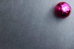 Сцена орнамента украшения рождества Стоковая Фотография
