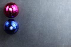 Сцена орнамента украшения рождества Стоковое Фото