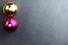 Сцена орнамента украшения рождества Стоковое Изображение