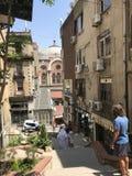 Сцена перемещения приключения в Стамбуле Стоковые Изображения