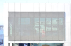 Сцена порта стоковая фотография rf