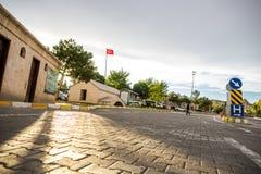 Сцена улицы в Goreme Стоковая Фотография RF