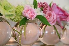 Сцена цветка показанного в комнате Стоковые Изображения RF
