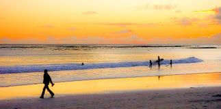 Сцены перемещения праздника пляжа в Кейптауне стоковое фото rf