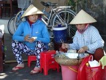 Сцены улицы от Hoi, Вьетнама Стоковое Изображение RF