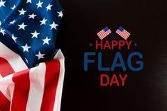 Счастливая американская предпосылка Дня флага стоковые изображения