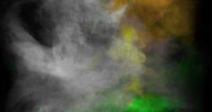 Счастливая анимация текста Дня независимости появляется сток-видео