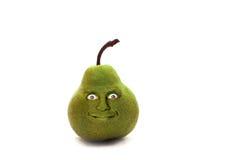 счастливая груша Стоковое Изображение
