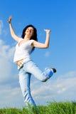 счастливая жизнь стоковое изображение rf