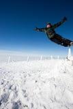 счастливая зима праздника Стоковая Фотография RF