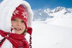 счастливая зима праздника Стоковые Фотографии RF