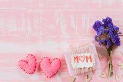 Счастливая концепция дня ` s матери Стоковые Изображения