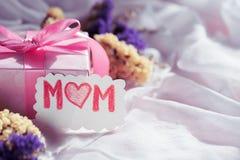 Счастливая концепция дня ` s матери Стоковое Изображение