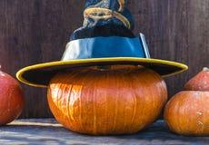 Счастливая концепция хеллоуина Стоковые Фото