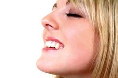 счастливая усмешка Стоковая Фотография RF