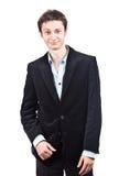 счастливое бизнесмена красивое Стоковые Изображения RF