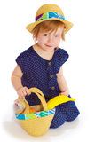 Счастливое детство Стоковое Изображение