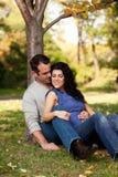счастливое замужество Стоковое Изображение