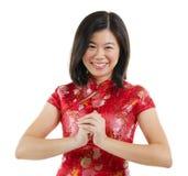 Счастливое китайское Новый Год Стоковое Изображение