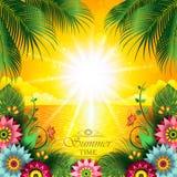Счастливое лето цветет I Стоковые Фотографии RF