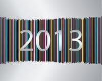 Счастливое Новый Год 2013 бесплатная иллюстрация