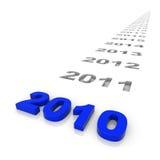 счастливое Новый Год Стоковое Изображение