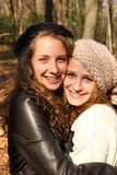 Счастливое предназначенное для подростков Стоковая Фотография