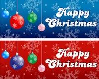 Счастливое рождество Стоковые Изображения RF