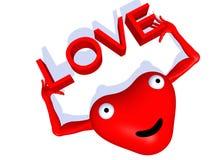 Счастливое сердце 75 Стоковые Фото