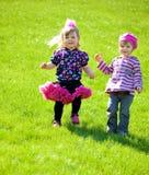счастливые малыши Стоковое Фото