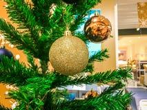 Счастливые Новый Год и рождество для вашей предпосылки Стоковая Фотография