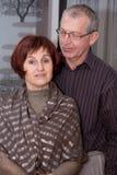 Счастливые пары Стоковые Фотографии RF