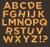 Счастливые праздники, abc рождества помечают буквами шрифт, вектор графического дизайна иллюстрация штока