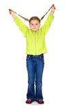 Счастливый малыш Стоковые Фотографии RF