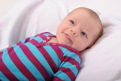 Счастливый младенец Стоковая Фотография RF