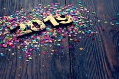 Счастливый Новый Год 2019 стоковые фото