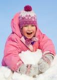 Счастливый ребенок Стоковое фото RF